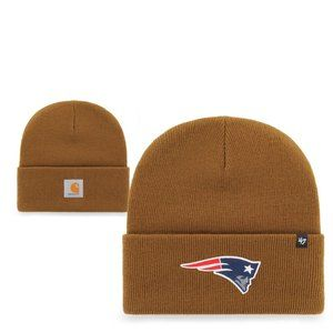 New England NFL Patriots Carhartt™️ '47 Knit Hat